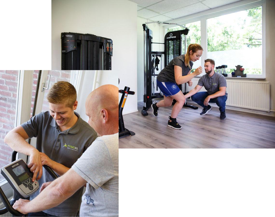 Fysiotherapie specialisaties in de praktijk