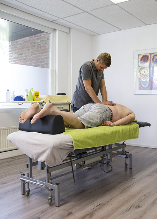 Fysiotherapie behandeling in Zaandam Kalf