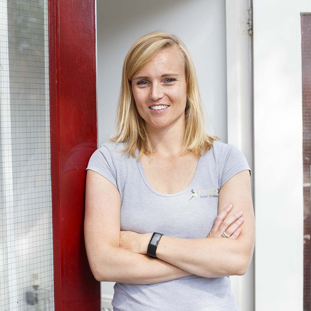 Tessa van der Velde