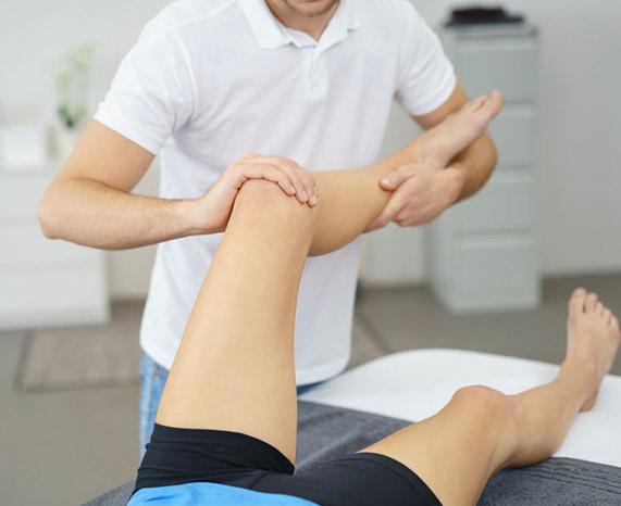 Behandeling fysiotherapie voor enkelklachten