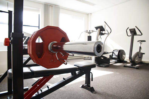 Fitnessapparaten bij fysiotherapie purmerend