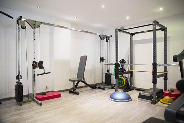 Fitnessapparaten fysiotherapie zaandam kalf