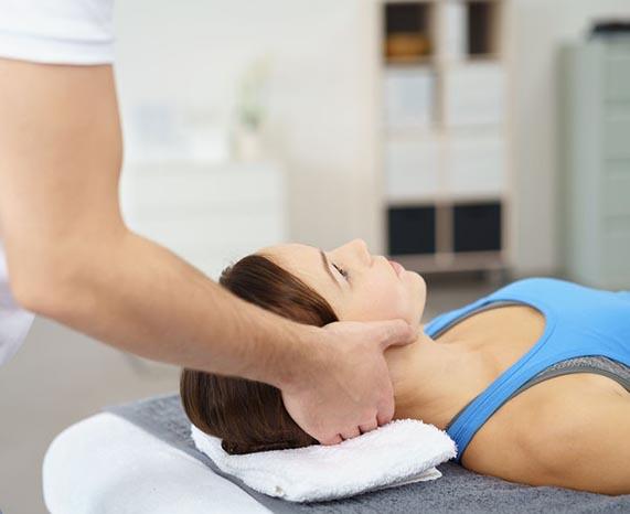 Behandeling fysiotherapie voor hoofdpijn