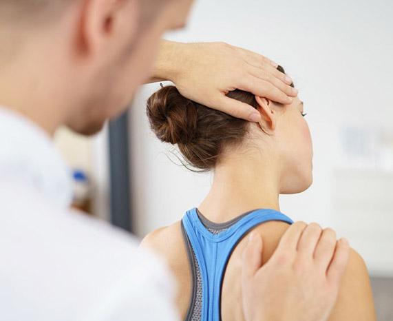 Behandeling fysiotherapie voor nekklachten