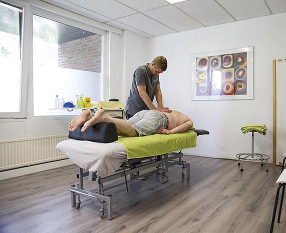Behandeling fysiotherapie voor rugklachten
